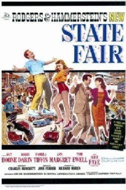 State Fair (Classic Musical with Pat Boone)1962 DVD