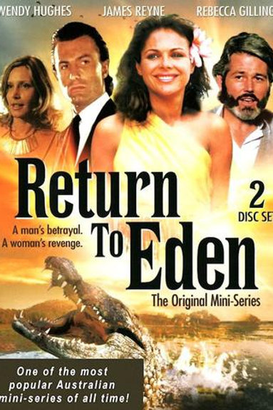 Return To Eden (1983 Mini-Series) DVD