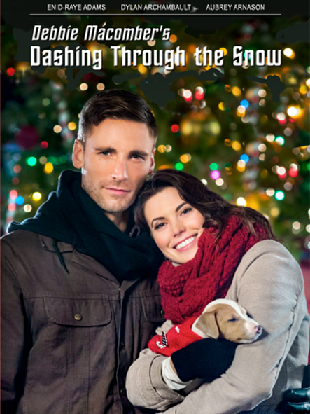 Debbie Macomber's Dashing Through the Snow 2015 DVD