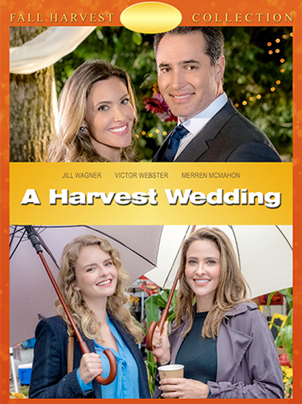 A Harvest Wedding (2017) DVD