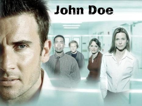 John Doe Complete Series on 6 DVD's