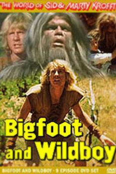 Bigfoot and Wildboy 3 DVD Set