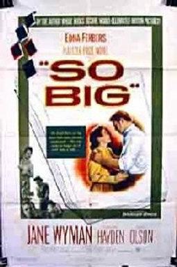 So Big 1953 DVD