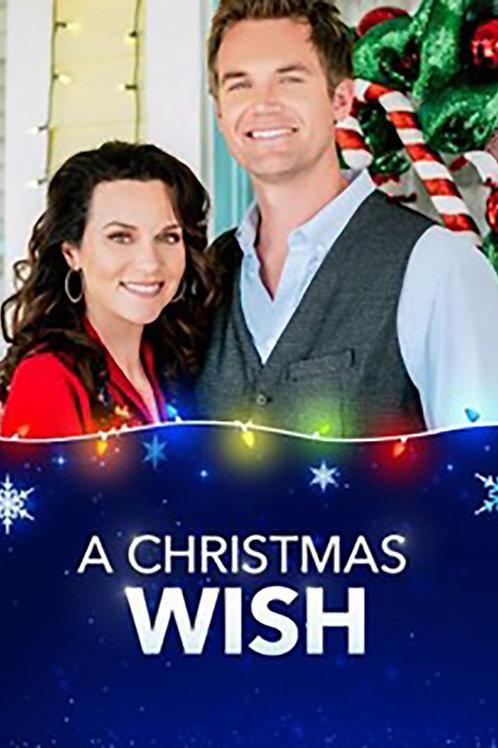 A Christmas Wish (2019) DVD