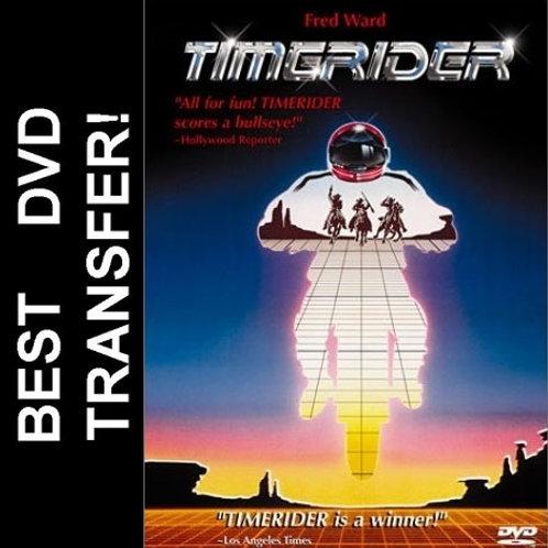 Time Rider Timerider DVD 1982