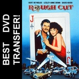 Rough Cut DVD 1980 Burt Reynolds David Niven Lesley-Anne Down