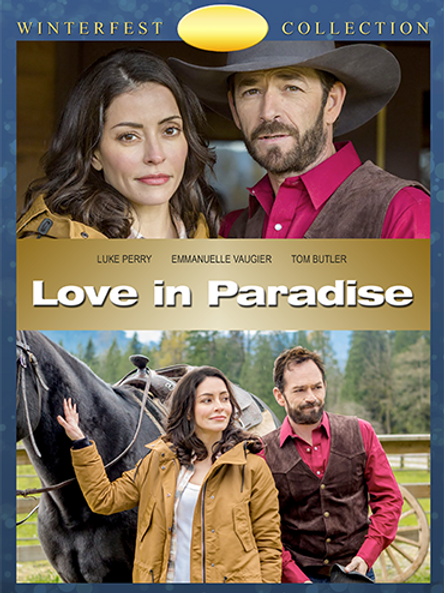 Love in Paradise (2016) DVD