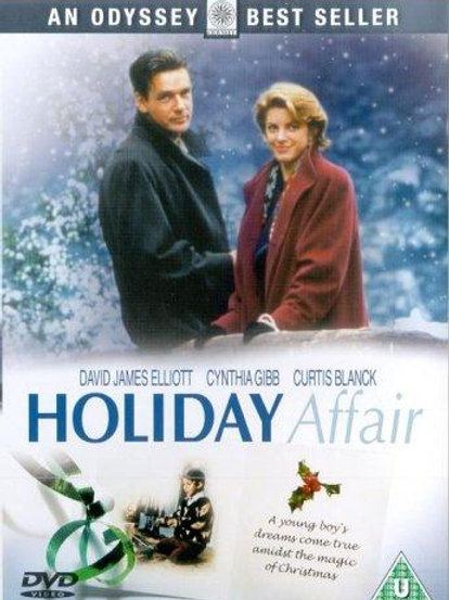 Holiday Affair (1996) DVD