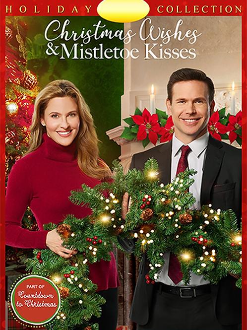 Christmas Wishes & Mistletoe Kisses (2019) DVD