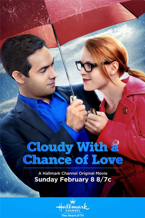 Cloudy With a Chance of Love 2015 DVD