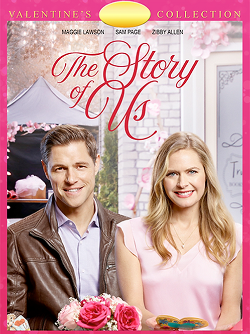 The Story of Us (2019) DVD