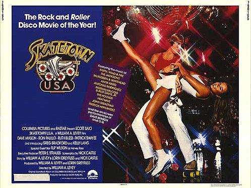 Skatetown USA DVD 1979