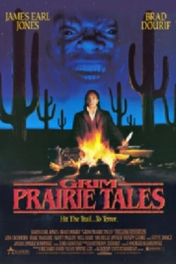 Grim Prairie Tales: Hit the Trail... to Terror (1990) DVD