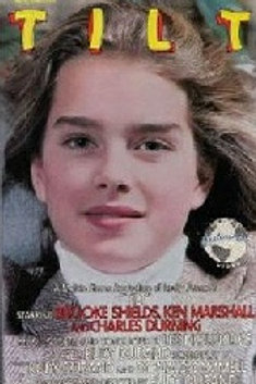 Tilt (Brooke Shields) 1978 DVD