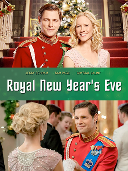 Royal New Year's Eve (2017) DVD