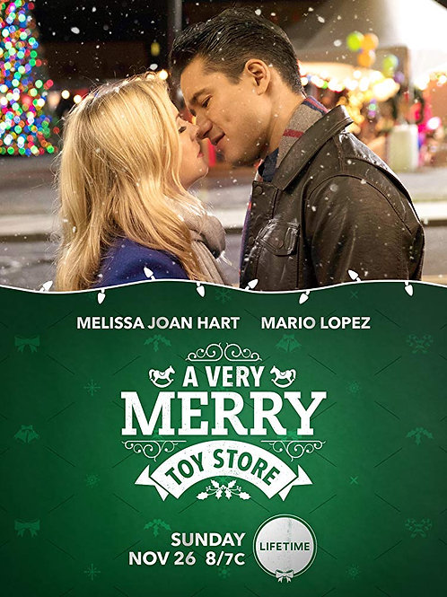 A Very Merry Toy Store 2017 DVD