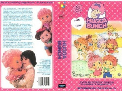 The Hugga Bunch DVD