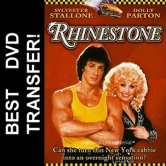 Rhinestone DVD 1984