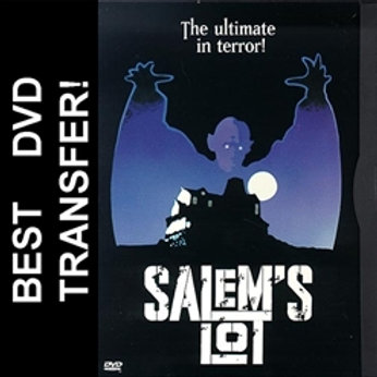 Salem's Lot 1979 DVD: TV Movie Mini Series David Soul