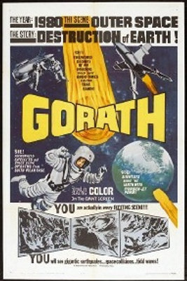 Gorath (1962) (English Version) DVD