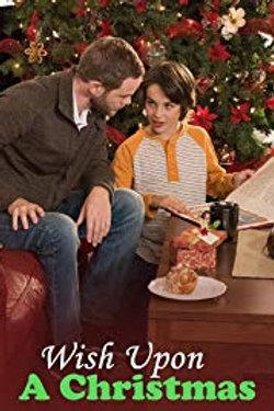 Wish Upon A Christmas 2015 DVD