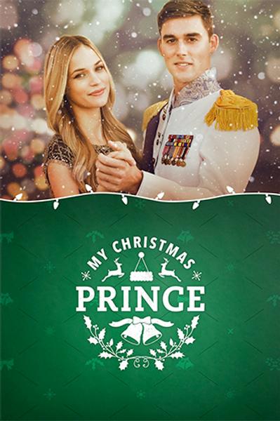My Christmas Prince (2017) DVD