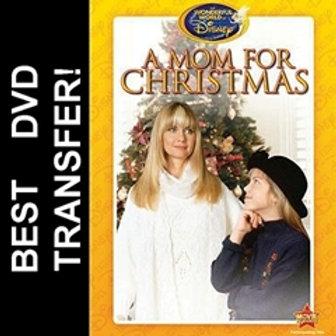A Mom For Christmas DVD 1990 Olivia Newton John