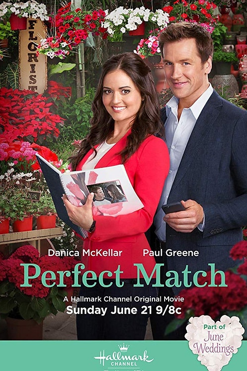 Perfect Match 2015 DVD