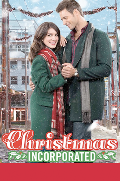 Christmas Incorporated (2015) DVD