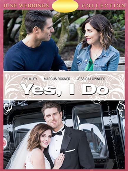 Yes I Do (2018) DVD
