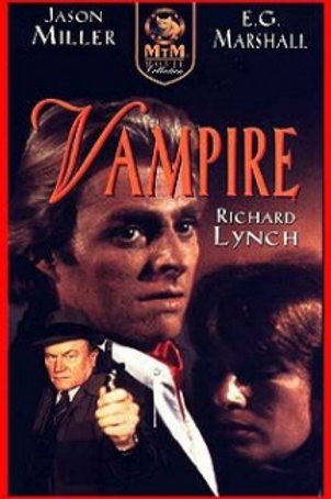Vampire DVD 1979 Jason Miller Richard Lynch Made For TV Movie