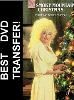 A Smoky Mountain Christmas DVD 1986 Dolly Parton TV Movie