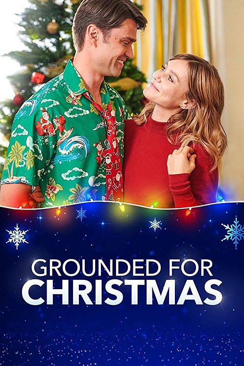 Grounded for Christmas (2019) DVD