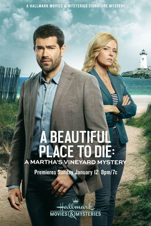 A Beautiful Place to Die: A Marthas Vineyard Mystery DVD