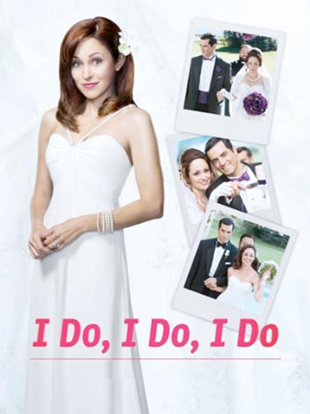 I Do, I Do, I Do (2015) DVD