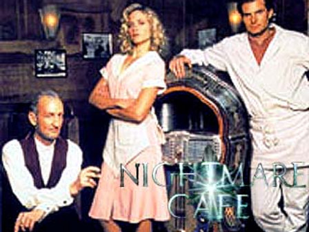 Nightmare Cafe Complete Series on 3 DVD's