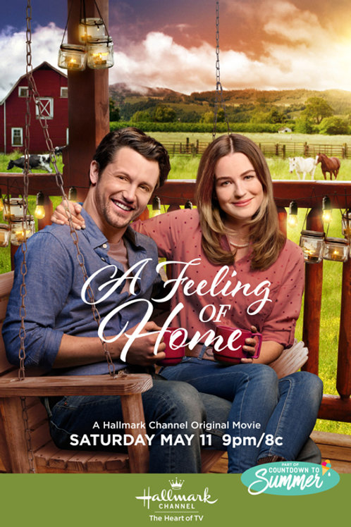 A Feeling Of Home 2019 DVD