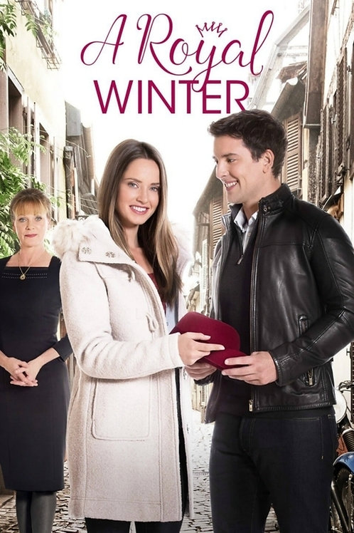 A Royal Winter 2016 DVD