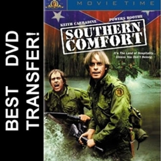 Southern Comfort DVD 1981 Keith Carradine Powers Boothe