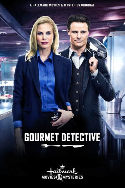The Gourmet Detective Series DVD