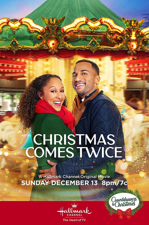 Christmas Comes Twice DVD