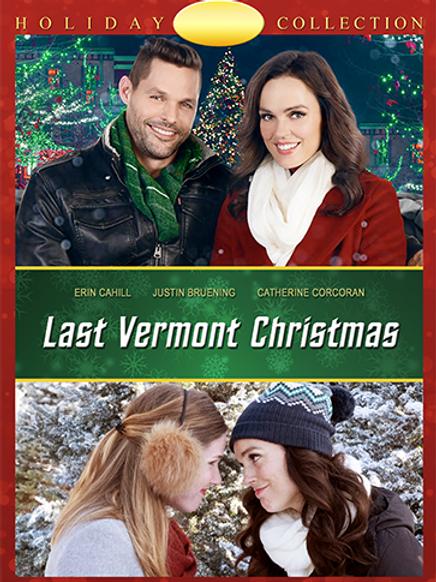 Last Vermont Christmas (2018) DVD