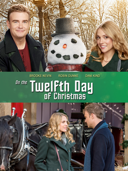 On the Twelfth Day of Christmas 2015 DVD