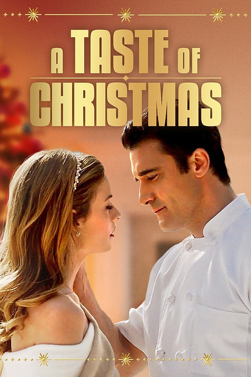 A Taste of Christmas DVD