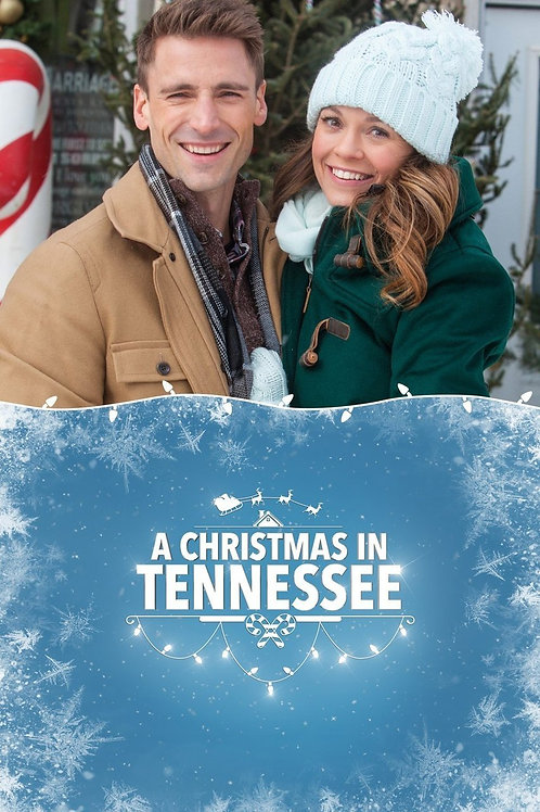 A Christmas in Tennessee (2018) DVD
