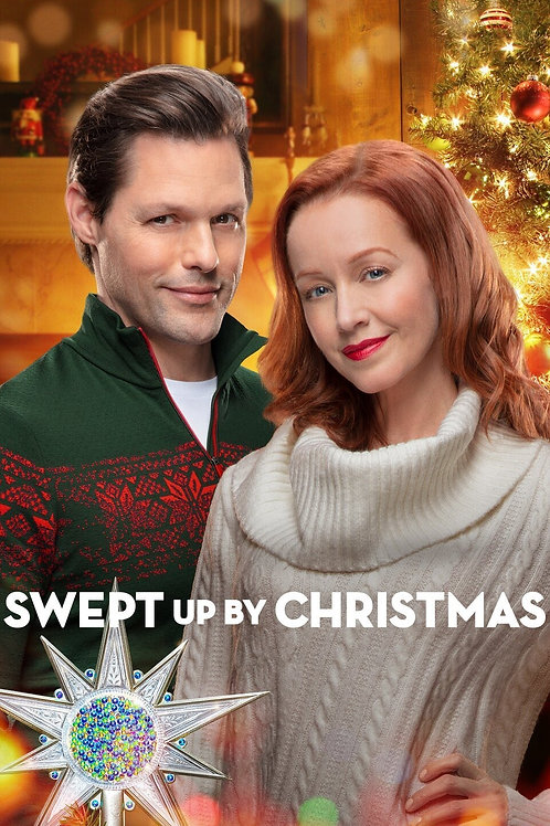 Swept Up By Christmas DVD