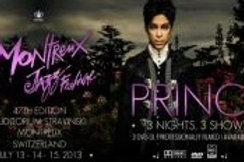 Prince 3 DVD Set Montreux Jazz Festival 2013 Pro Shot