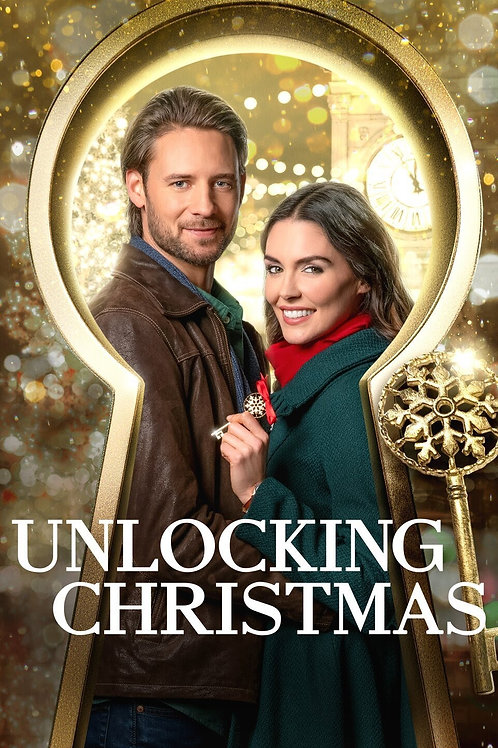 Unlocking Christmas DVD