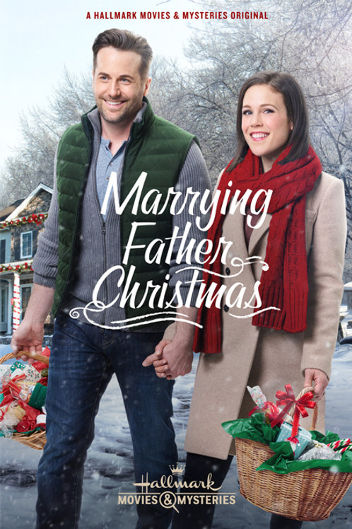 Marrying Father Christmas 2018 DVD