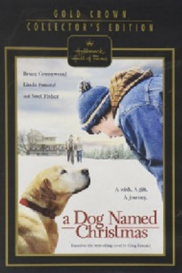 A Dog Named Christmas 2009 DVD